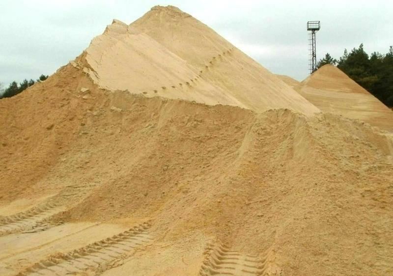купить песок строительный днепр